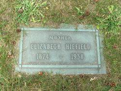 Elizabeth <i>Smith</i> Hiefield