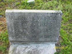 Alene Barrow