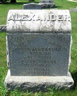 Ellen G. <i>Howe</i> Alexander