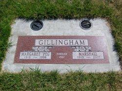 Margaret Peg Gillingham