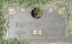 Eva Pearl <i>Trowbridge</i> Billings