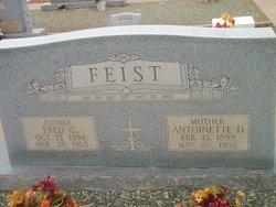 Fred Charles Feist