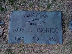 Roy Edgar Isgrigg