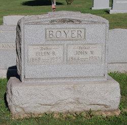 Barbara E <i>Himes</i> Boyer