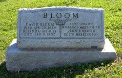 Belinda Pearce <i>Franklin</i> Bloom