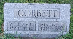 William C Corbett