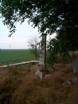 Sassaman Family Cemetery