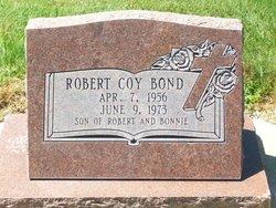 Robert Coy Bond