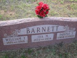 Ida Marene <i>Poor</i> Barnett