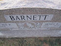 Henry F Barnett