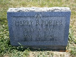Harry Brandt Porter
