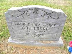 Virginia Inez <i>Spence</i> Gallimore