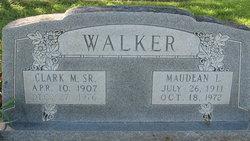 Maudean L. <i>Lockhart</i> Walker