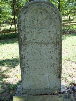 Mary Wright <i>Gaines</i> Bush