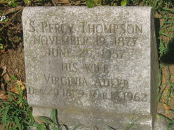 Virginia <i>Adler</i> Thompson