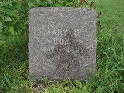 Mary Catherine <i>Swingle</i> Cox