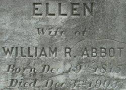 Ellen Jane <i>Harris</i> Abbot