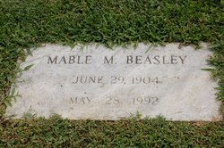 Mable Claire <i>Morris</i> Beasley