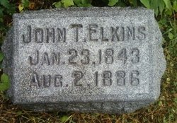 John T Elkins, Sr