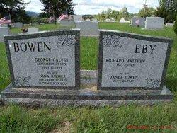 George Calvin Bowen