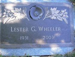 Lester Gale Wheeler