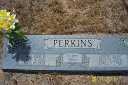 Lovie May <i>Shepherd</i> Perkins