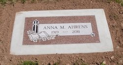 Anna Marie <i>Bognanno</i> Ahrens