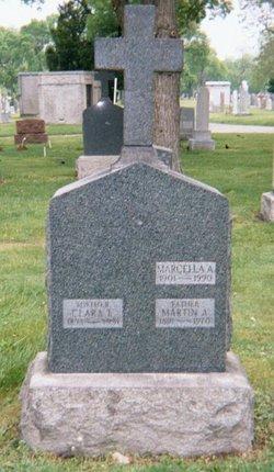 Marcella A. <i>Macke</i> Williams
