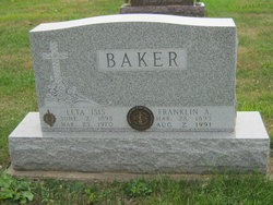 Franklin Alvin Baker