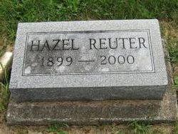 Hazel <i>Reuter</i> Hart