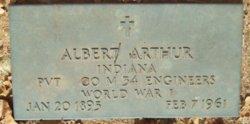 Albert Arthur