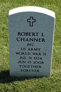 Robert LeRoy Channer