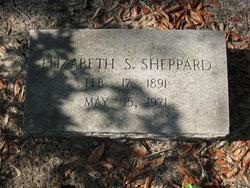 Elizabeth S. Sheppard