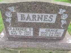 Clarence E Barnes