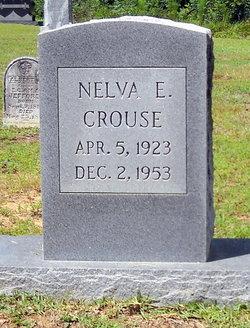 Nelva E. <i>Jeffords</i> Crouse