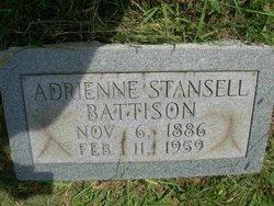 Adrienne Esmeralda Addie <i>Stansell</i> Battison