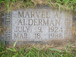 Marvel A Alderman