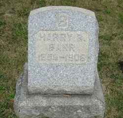 Harry Benton Barr