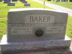 Bertha Agnes <i>Perkins</i> Baker
