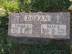 Donald P Doran