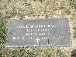 Dale W Anderson