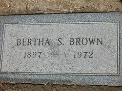 Bertha Spell Brown