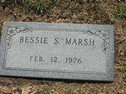 Bessie Spell Marsh