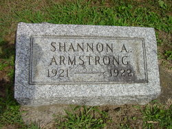 Shannon A Armstrong