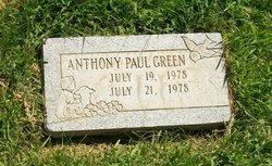 Anthony Paul Green