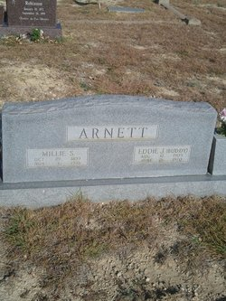 Millie Sybenia <i>Glover</i> Arnett