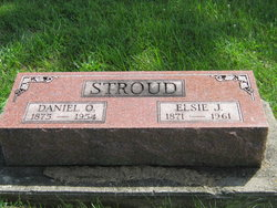 Elsie Jane <i>Allison</i> Stroud