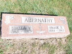 Stella V <i>Chaney</i> Abernathy