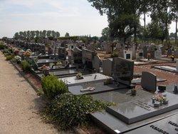 Sint Martens Lennik Cemetery