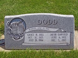 Jacob Garfield Dodd